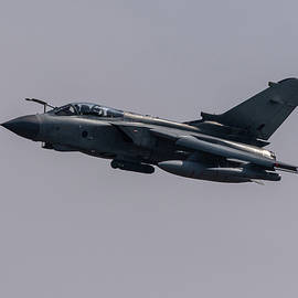 J Biggadike - RAF Tornado