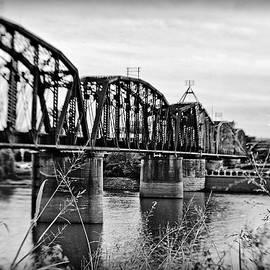 Scott Pellegrin - Railroad Bridge