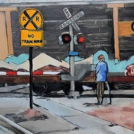 Donna Tuten - Railroad Crossing