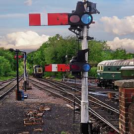 Gill Billington - Railway Signals
