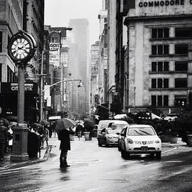 Rain - New York City
