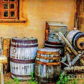 Jon Burch Photography - Rain Barrels