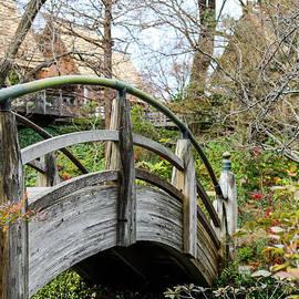 May Finch - Rain Bow Bridge