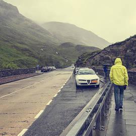 Rain in Scotland by Patricia Hofmeester