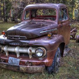 Rain Upon The Rust by Michael Morse