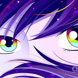 Sandra Hoefer - Rainbow eyes