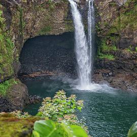 Rainbow Falls, Hilo, HI 7R2_DSC5151_01182018  by Greg Kluempers