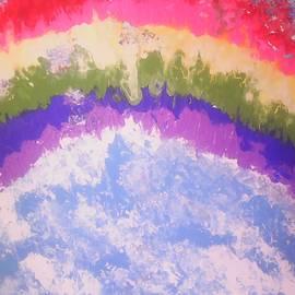 Rainbow by Marcela Hessari