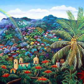 Sarah Hornsby - Rainbow over Matagalpa