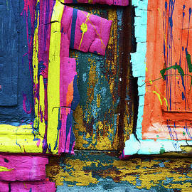 Rainbow Peels by Char Szabo-Perricelli