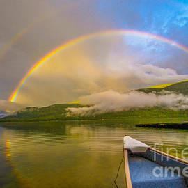 Rainbow Reflection Ride II