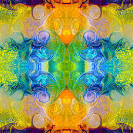 Omaste Witkowski - Rainbow Revolution Organic Bliss Designs by Omaste Witkowski Oma