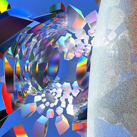 First Star Art  - Rainbow Roller Coaster Ride by jammer