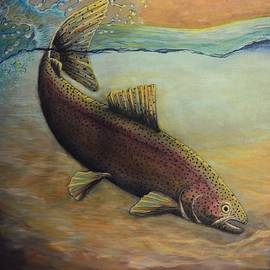 Kimberly Benedict - Rainbow Trout