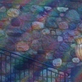 Sharon Ackley - Rainbow Wall