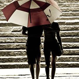 Trish Tritz - Raining in Central Park
