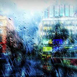 Lilia D - Rainy city streets