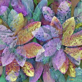 Rainy Day Magnolias by Claudia O'Brien