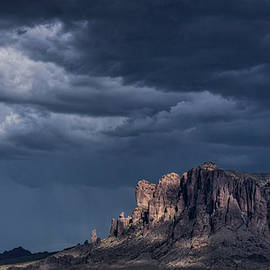 Saija Lehtonen - Rainy Skies Over The Superstitions