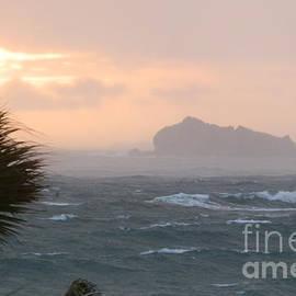 Margaret Brooks - Rainy Xmas Sunrise