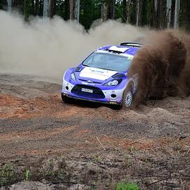 Sean Turner - Rally Car