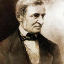 Mary Bassett - Ralph Waldo Emerson, Literary Legend by Mary Bassett