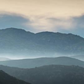 William Dunigan - Ramona Mountain Panorama