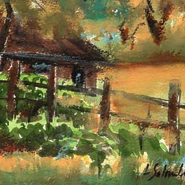 Ranch House by Laurie Salmela