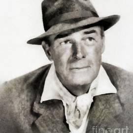 Randolph Scott, Vintage Actor - John Springfield