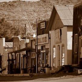 Randsburg California by Guy Hoffman