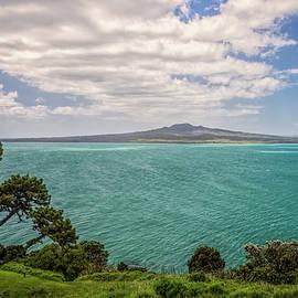 Joan Carroll - Rangitoto New Zealand
