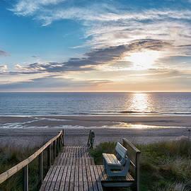 Joachim G Pinkawa - Rantum Beach Sylt