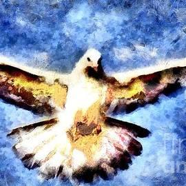 Catherine Lott - Rare Dove