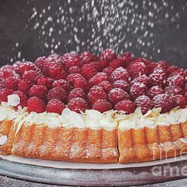 Slavica Stajic - Raspberry tart