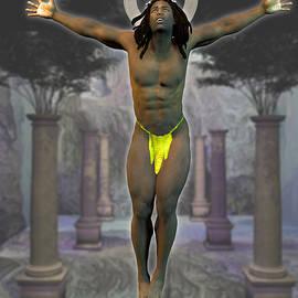 Quim Abella - Rastafarian Cross