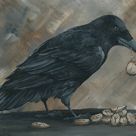 Christine StPierre - Raven And Runes
