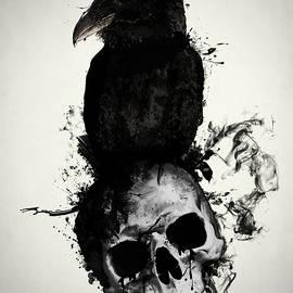 Nicklas Gustafsson - Raven and Skull