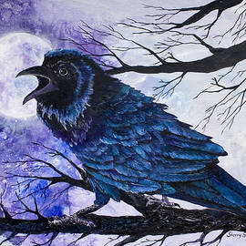 Sherry Shipley - Raven Moon