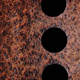 Tom Druin - Raw Steel...oxidation...vertical