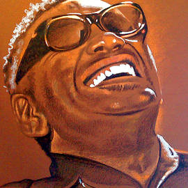 Ray Charles by Robert Korhonen