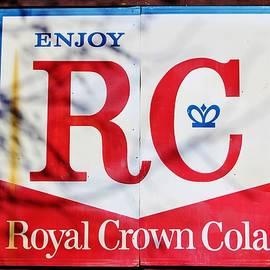 Cynthia Guinn - RC Cola Sign