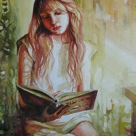 Elena Oleniuc - Reading