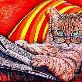 Reading by Viktor Lazarev