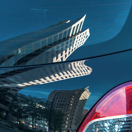 Rear Reflections by Steven Milner