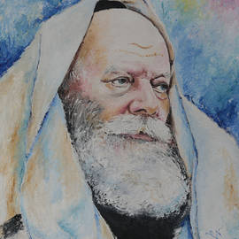 Miriam Leah - Rebbe Praying