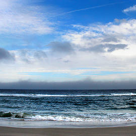 Receding Fog Seascape by Steve Karol