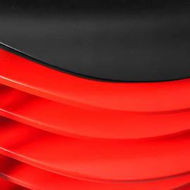 Damijana Cermelj - Red and black