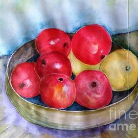 Hedwig Pen - Red apples ...