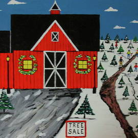 Jeffrey Koss - Red Barn Tree Farm