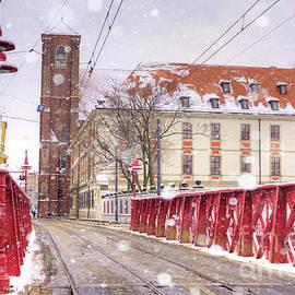 Juli Scalzi - Red Bridge
